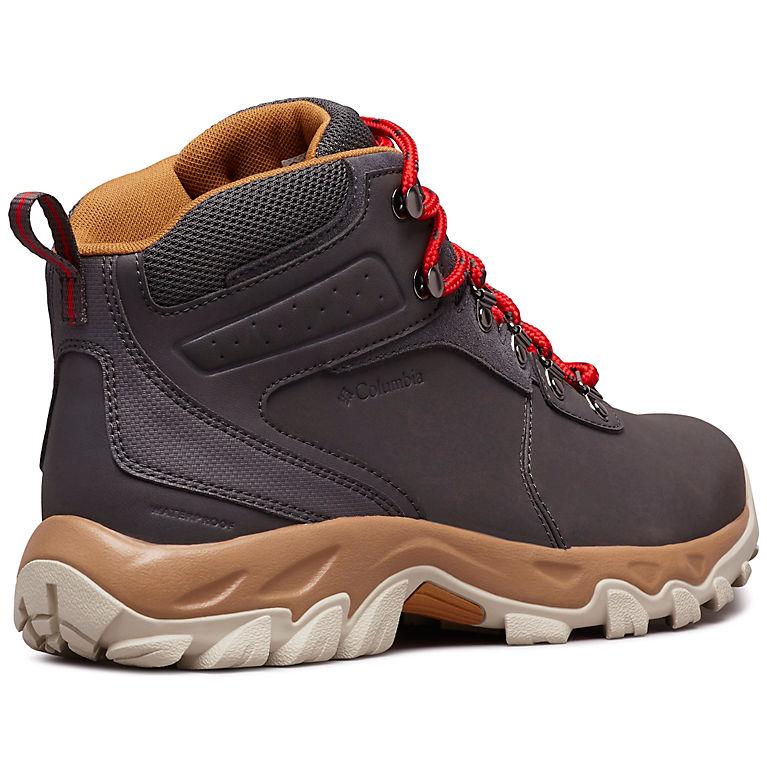 7b727153bb8 Men s Newton Ridge Plus II Waterproof Wide Hiking Shoe