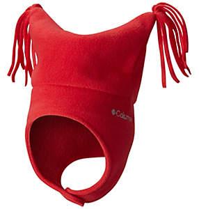 Infant Pigtail™ Fleece Hat