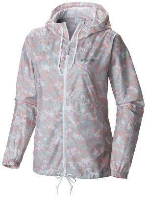 Women's Flash Forward™ Printed Windbreaker Jacket at Columbia Sportswear in Economy, IN | Tuggl