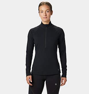 Women's Butterlicious™ Long Sleeve 1/2 Zip