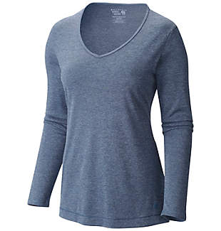 T-shirt à manches longues avec imprimé Wicked™ pour femme