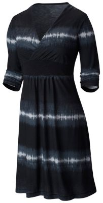 Women's DrySpun V-neck Dress