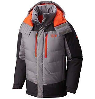 Men's Glacier Guide Down Parka