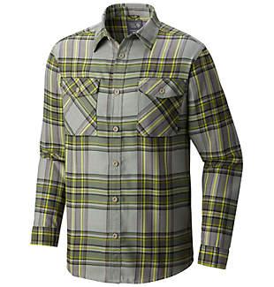 Men's Trekkin™ Flannel Long Sleeve Shirt