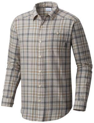 Men's Cornell Woods™ Flannel Long Sleeve Shirt | Tuggl