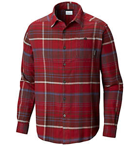 Men's Cornell Woods™ Flannel Long Sleeve Shirt - Big