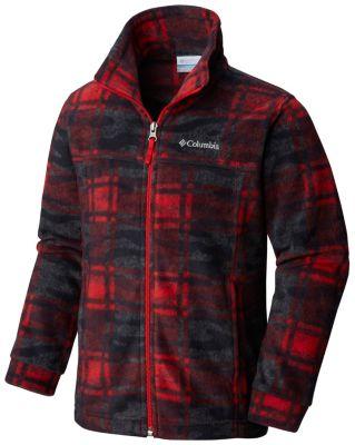 25581549b Boy's Zing III Fleece With Hand Pockets | Columbia.com