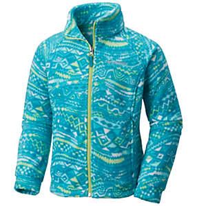 Veste en laine polaire imprimée Benton Springs™ II pour fille