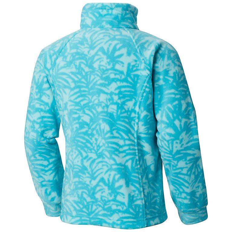 e1221ff68fe03 Geyser Palm Leaves Girls' Toddler Benton Springs™ II Printed Fleece, View 1