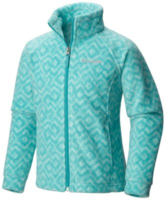 Girls' Toddler Benton Springs™ II Printed Fleece at Columbia Sportswear in Oshkosh, WI | Tuggl