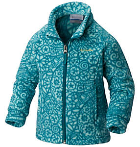Girls' Toddler Benton Springs™ II Printed Fleece