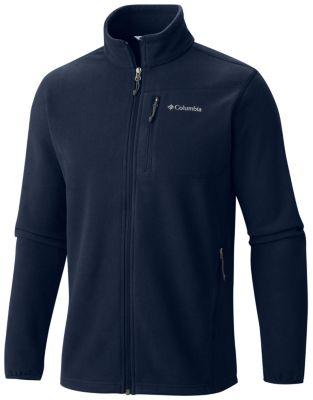Men's Cascades Explorer™ Full Zip Fleece Jacket - Big | Tuggl