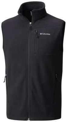 Men's Cascades Explorer™ Fleece Vest at Columbia Sportswear in Oshkosh, WI | Tuggl