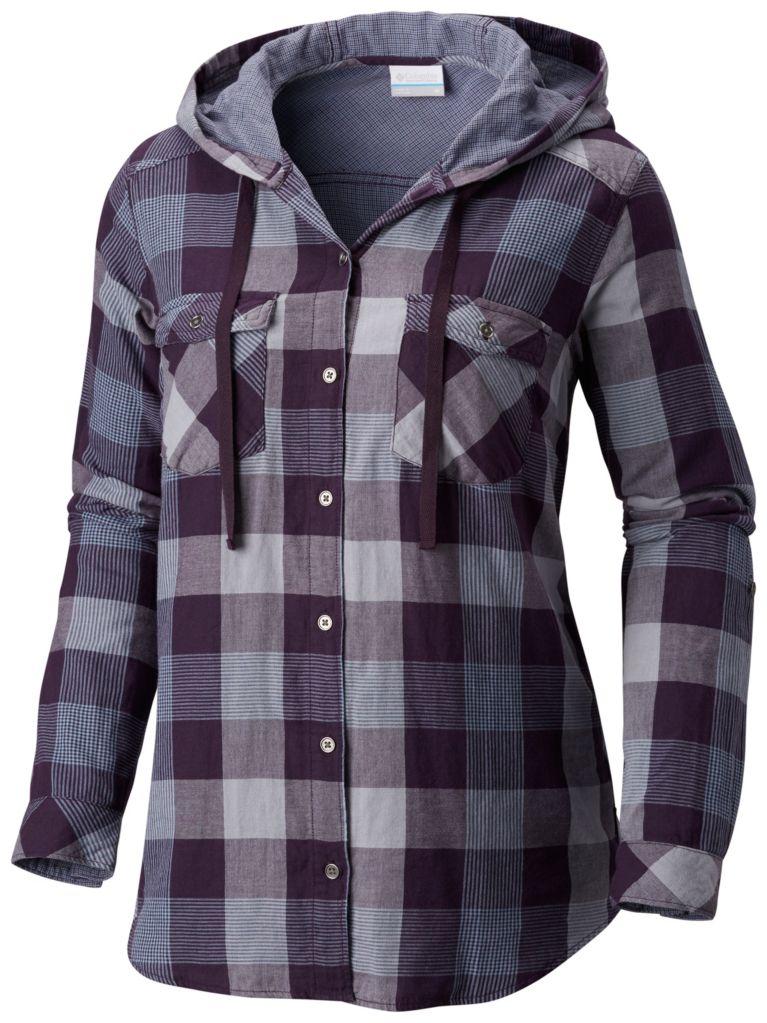 Women's Times Two™ Hooded Long Sleeve Shirt by Columbia Sportswear