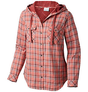 Women's Times Two™ Hooded Long Sleeve Shirt