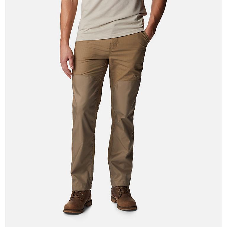 09d0ab8ef82ee Men's Ptarmigan Pant Omni Shield Canvas Shell Overlay   Columbia