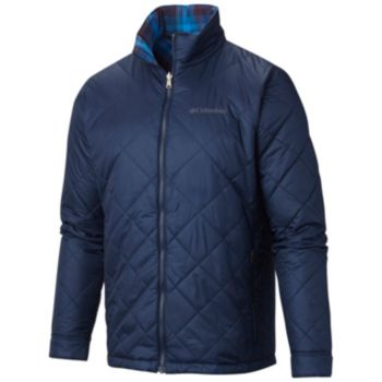 Columbia Reversible Mens Jacket