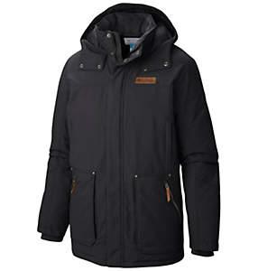 Men's Downward Dash™ Long Down Jacket