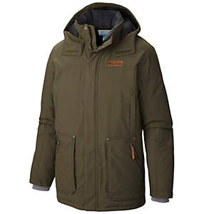 Men's Downward Dash™ Long Down Jacket