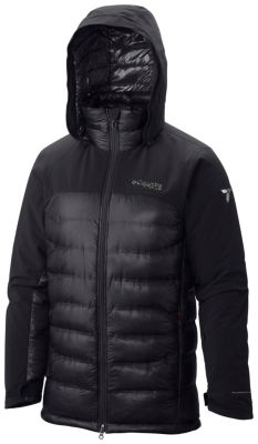 Men s Heatzone 1000 TurboDown Hooded Jacket  ac7abb499c