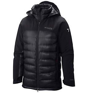 Manteau à capuchon Heatzone 1000 Turbodown™ pour homme