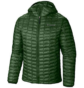 Men's Microcell™ Hooded Jacket