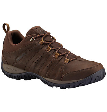Men's Woodburn II Plus Waterproof Leather Shoe , front