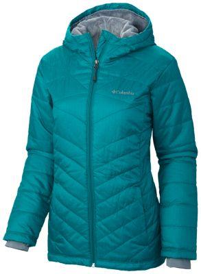 Women's Mighty Lite™ Hooded Plush Jacket | Tuggl