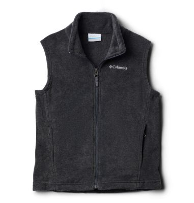 Boys' Steens Mt™ Fleece Vest at Columbia Sportswear in Oshkosh, WI | Tuggl