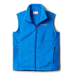 Boys' Steens Mt™ Fleece Vest