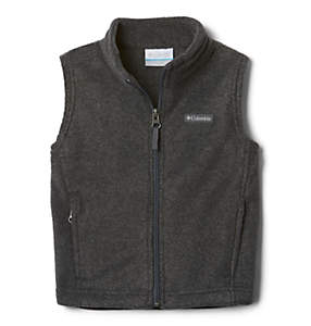 Boys' Toddler Steens Mt™ Fleece Vest