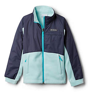 Girls' Benton Springs™ III Overlay Fleece Jacket