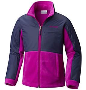 Girls' Benton Springs™ III Overlay Fleece Jacket