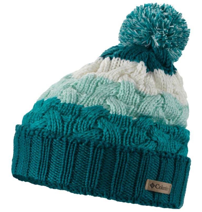 Carson Pass™ Beanie | 391 | O/S Bonnet Carson Pass™ Unisexe, Emerald, front