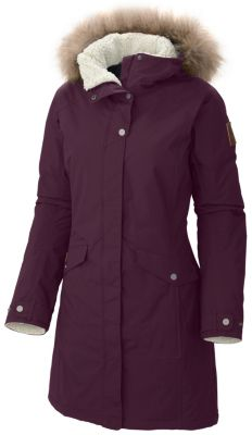 Women S Grandeur Peak Long Warm Waterproof Jacket