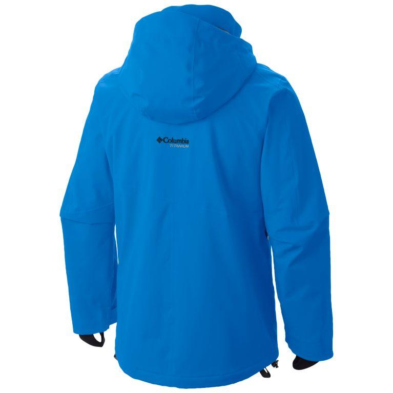 80e4be23f4 Men s Carvin  Warm Winter Ski Jacket Underarm Venting