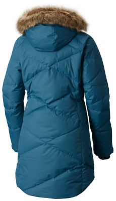 7769075629a Women s Lay D Down Mid Jacket - Plus Size