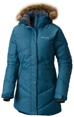 Women S Lay D Down Mid Jacket Plus Size
