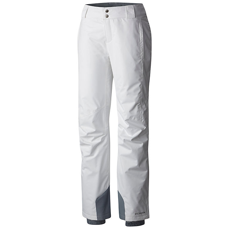 4918afb1234 White Women s Bugaboo™ Omni-Heat Insulated Snow Pant