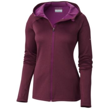 Columbia Womens Trail Hooded Jacket