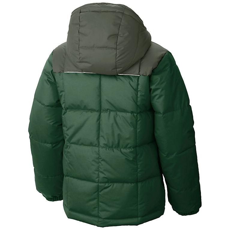 ead22ab6b Boy s Gyroslope Insulated Warm Waterproof Jacket