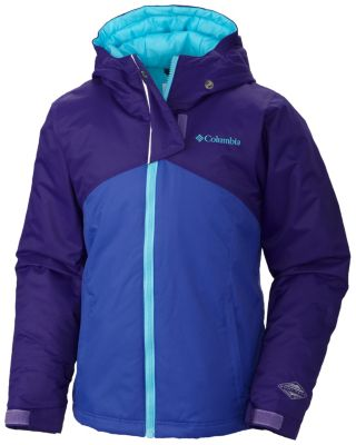 Girl's Crash Course™ Jacket at Columbia Sportswear in Oshkosh, WI | Tuggl