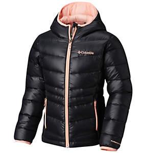 Girls' Gold 550 TurboDown™ Hooded Down Jacket