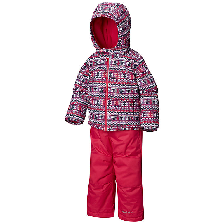ae3928b3d Toddler Frosty Slope Insulated Waterproof Jacket and Bib