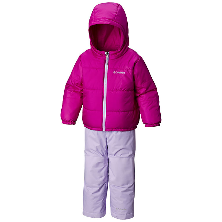 53150468c Columbia | Toddler Double Flake Set Warm Insulated Waterproof Jacket ...