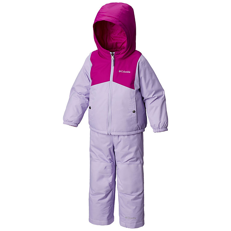 111e9e51c Columbia | Toddler Double Flake Set Warm Insulated Waterproof Jacket ...