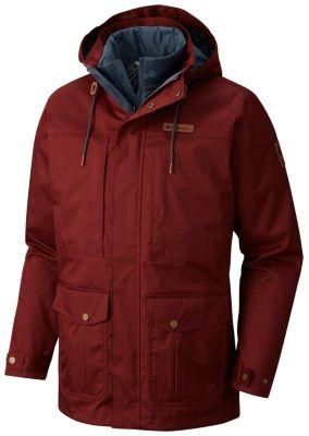 Men's Horizons Pine™ Interchange Jacket - Tall | Tuggl