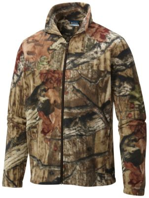 d5754e127f906 Men's PHG Camo Warm Fleece Jacket | Columbia.com