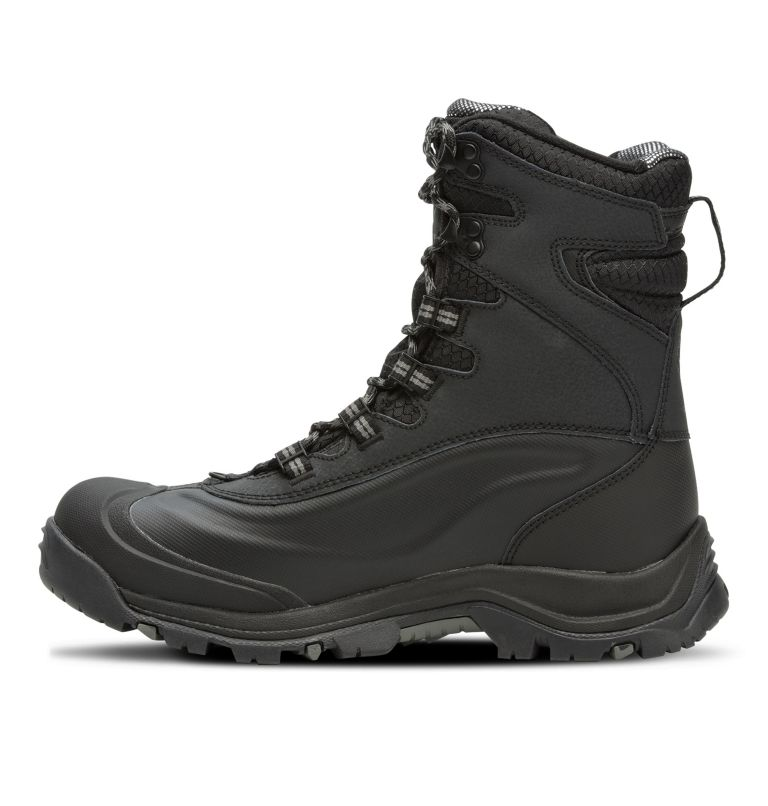 Men's Bugaboot™ Plus III Omni-Heat™ Boot Men's Bugaboot™ Plus III Omni-Heat™ Boot, medial
