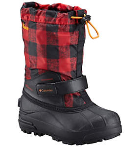 Youth Powderbug™ Forty Print Boot
